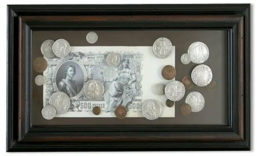 Картина Монеты